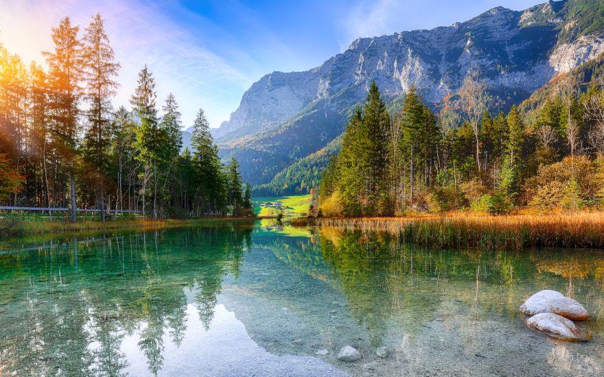 las rzeka